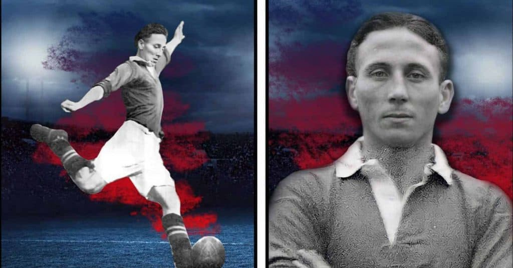 Wales Born soccer player Danny Winter