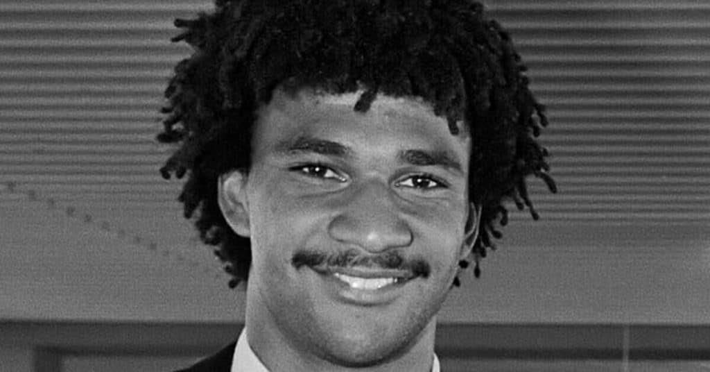 Young Ruud Gullit