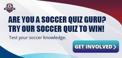 Try Our Soccer Quiz to win prizes
